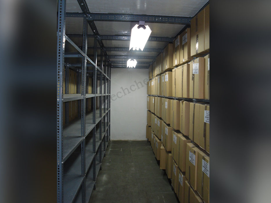 Slotted Angle Racks Suppliers